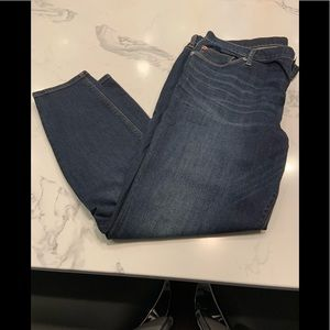 Hudson Jeans Jeans - Hudson Dark Denim Skinny Jeans